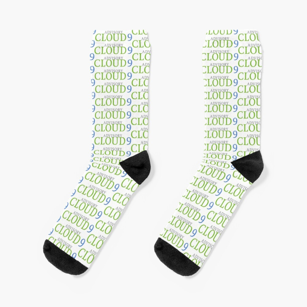 Cloud9 Advisory Socks