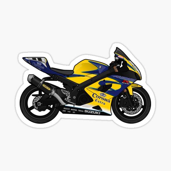 GSX-R 1000 Suzuki Alstare Sticker