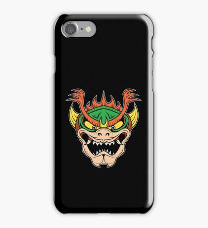 Daimaō Kuppa iPhone Case/Skin