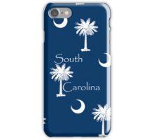 Smartphone Case - State Flag of South Carolina X iPhone Case/Skin
