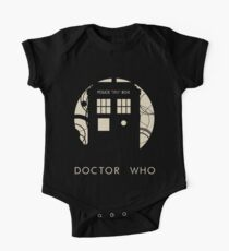 Doctor Who Poster Kids Clothes