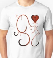 Heart of the Vine Unisex T-Shirt