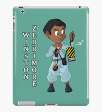 The Real Ghostbusters- Winston iPad Case/Skin