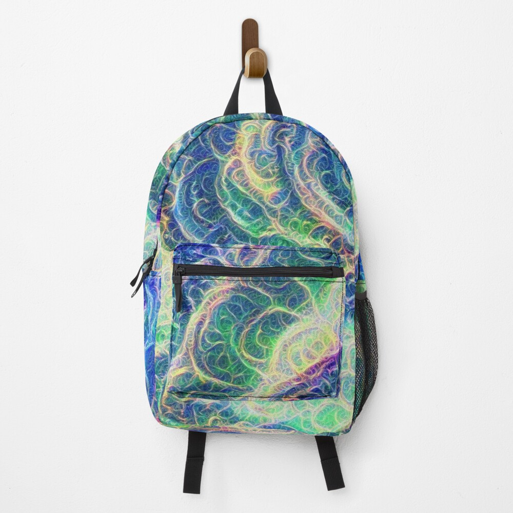 Vortex dragon #DeepDream B Backpack