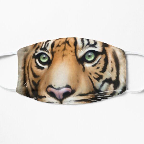 tigre Masque sans plis