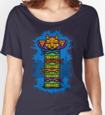 Totem-lly Radical Women's Relaxed Fit T-Shirt