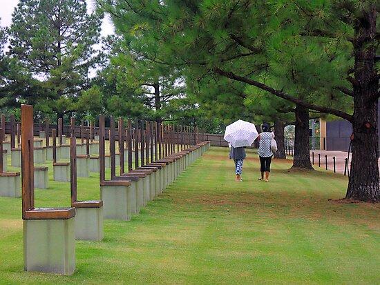 Walking in Remembrance by John  Kapusta