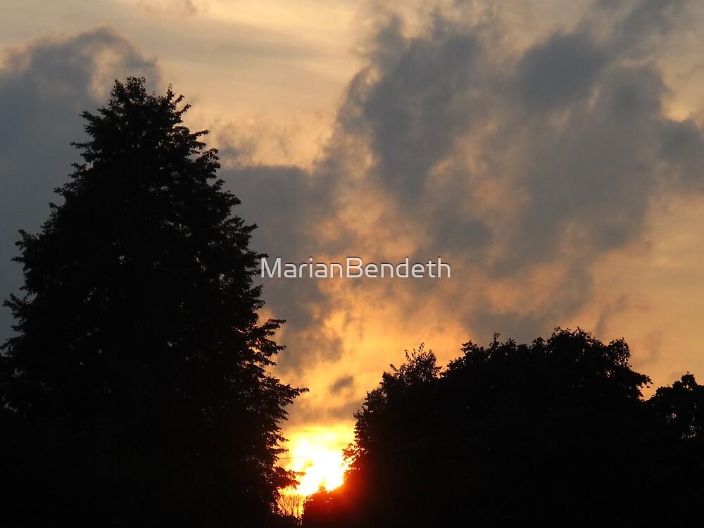 Burning brightly by MarianBendeth