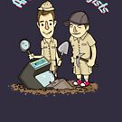Arcade Archaeologists - Lite by arcadeimpossibl