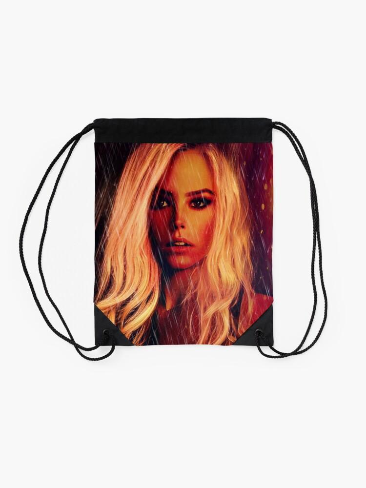 Alternate view of Rain Drawstring Bag