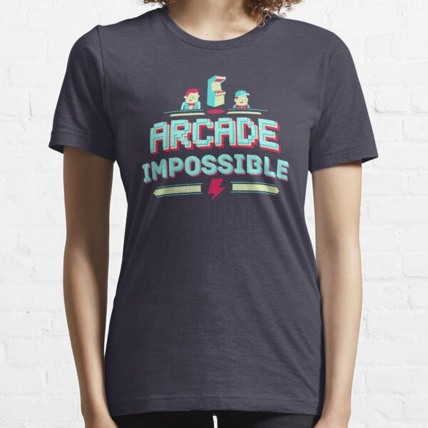 Arcade Impossible Essential T-Shirt
