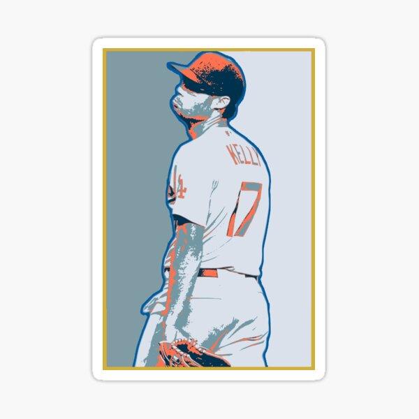Joe Kelly Artwork Sticker
