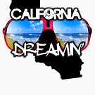 California Dreamin' by themarvdesigns