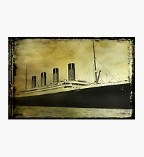 Ship of Dreams 1 Photographic Print