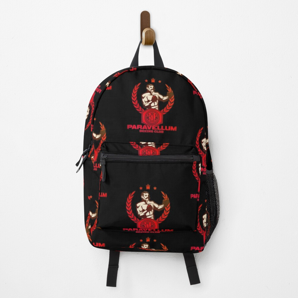 Paravellum Boxing Club Backpack