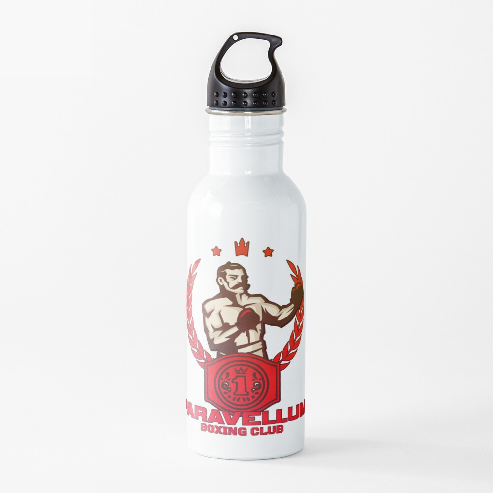 Paravellum Boxing Club Water Bottle