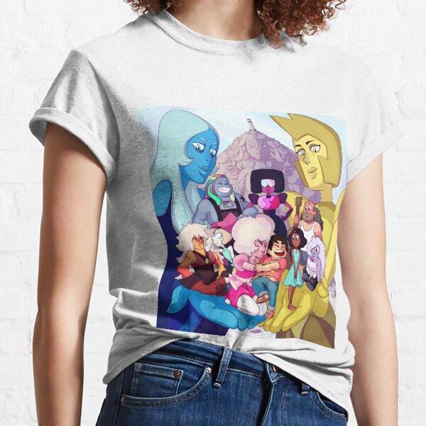 Steven Universe Family Classic T-Shirt
