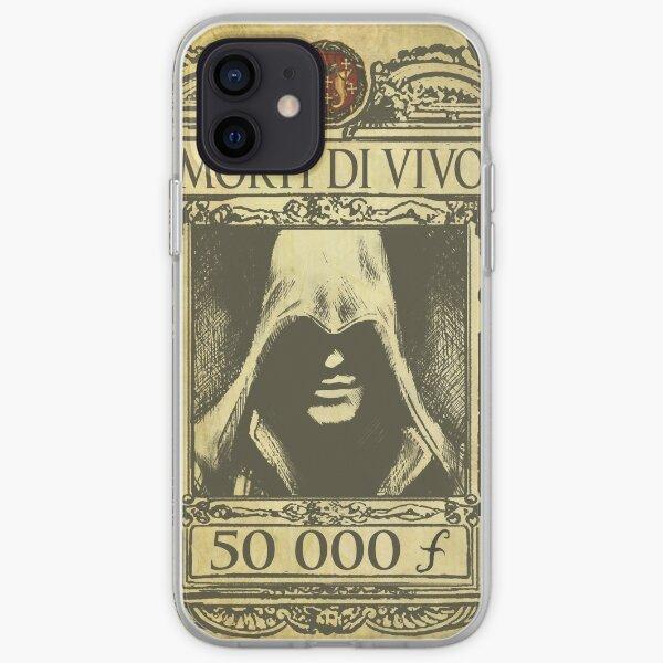 MORTI DI VIVO Coque souple iPhone