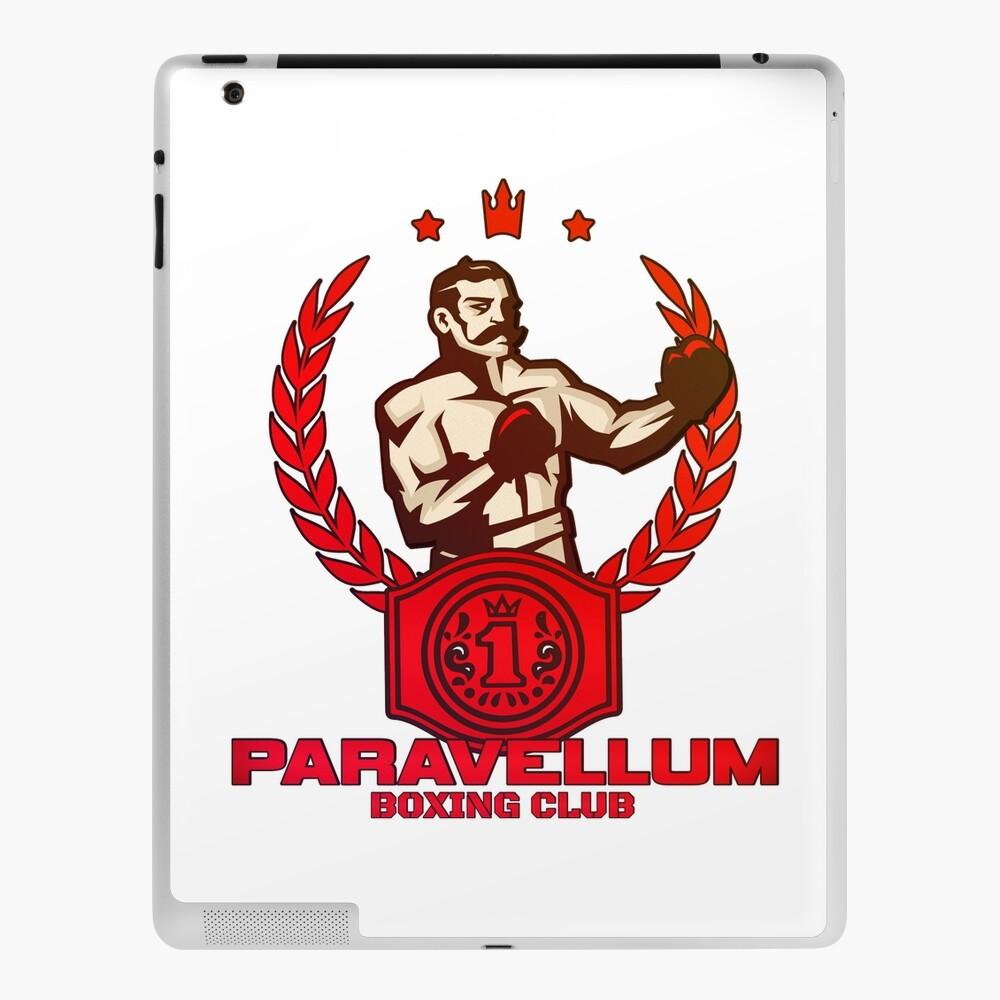 Paravellum Boxing Club iPad Case & Skin