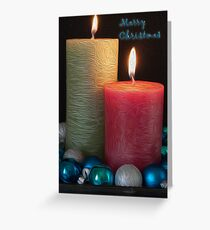Merry Christmas Card (#CC103) Greeting Card