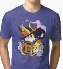 A Ghastly Conjuring  Tri-blend T-Shirt