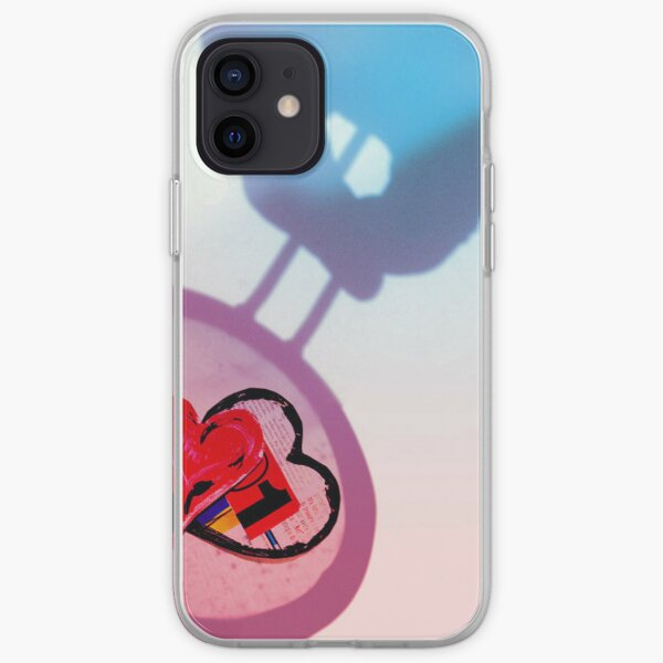 Catch the heart iPhone Soft Case
