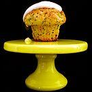 Lemon Cupcake by David Mellor