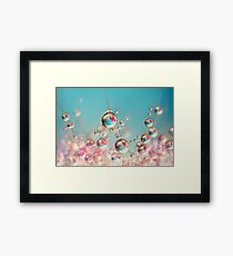 Cactus Candy Framed Print