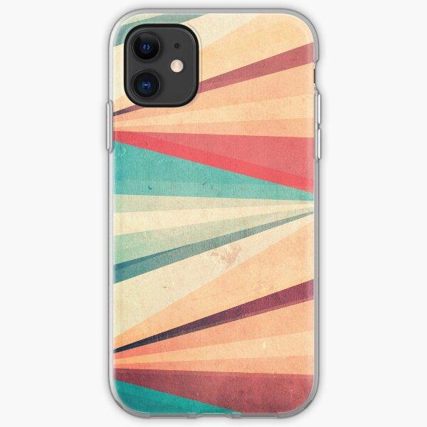 Vintage Beach iPhone Soft Case