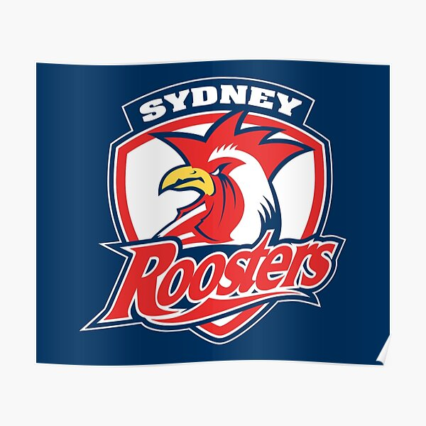 Sydney Roosters Poster