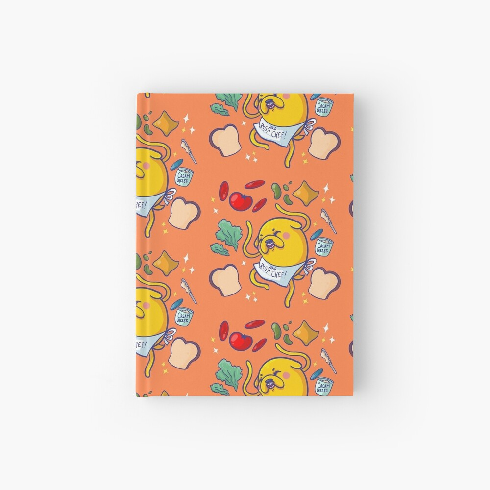 Make a sandwich with jake! Hardcover Journal