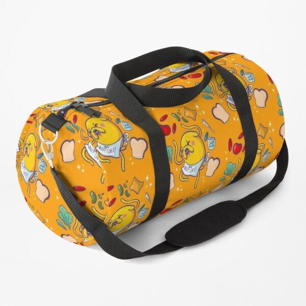 Make a sandwich with jake! Duffle Bag