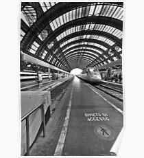 Milano Centrale Poster