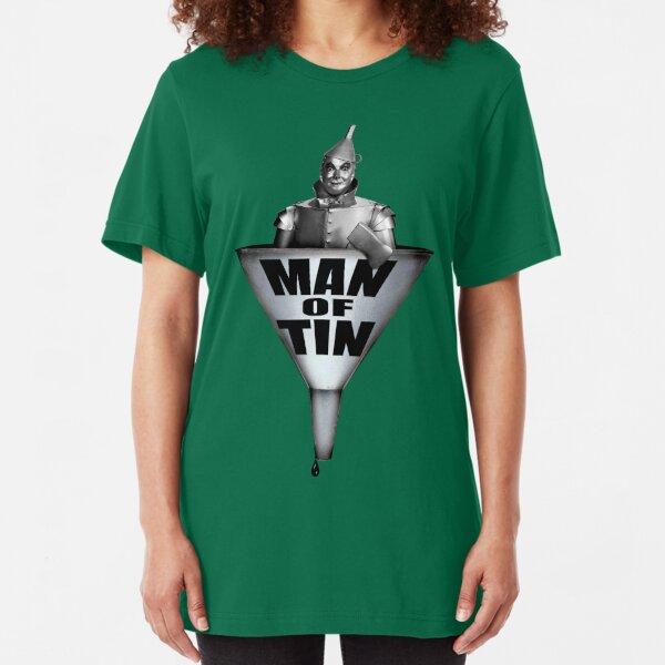 MAN OF TIN Slim Fit T-Shirt