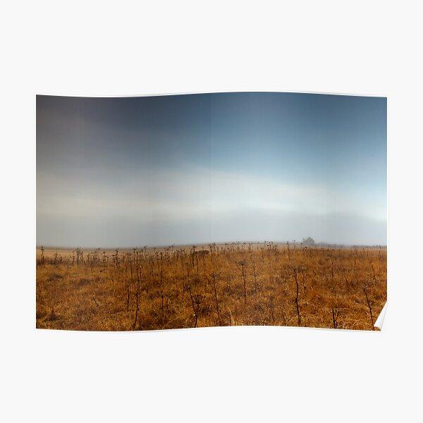 Icelandic Landscape Poster