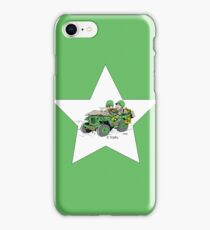 WW2 Willys MB Jeep  iPhone Case/Skin