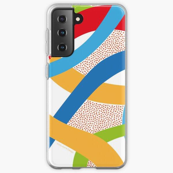 Crazy Curves Samsung Galaxy Soft Case
