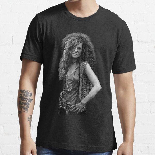 Janis Joplin T-shirt essentiel