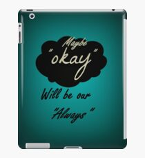 The Fault In Our Stars iPad Case By MyLittleFandoms iPad Case/Skin