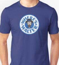 Where's Walter Unisex T-Shirt