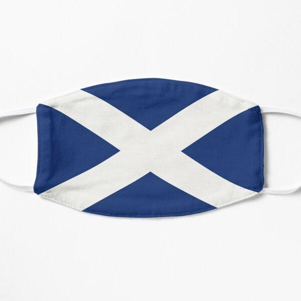 Scotland Flag Face Mask Scottish Flat Mask