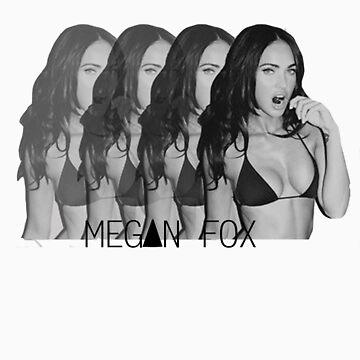 Megan Fox  by AbbyDowning