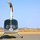 R66 Turbine Helicopter by Lebogang Manganye