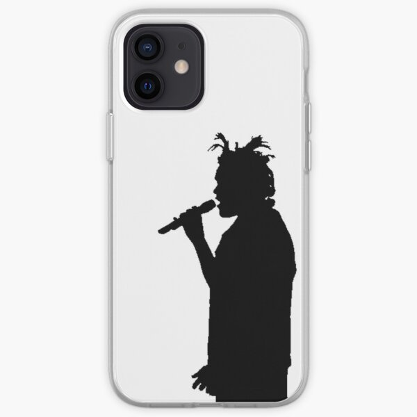 The Weeknd Concert Silhouette iPhone Soft Case