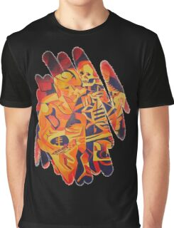 Embracing Death After Kubista Graphic T-Shirt