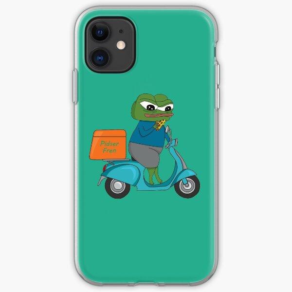 Apu the Pidser Fren iPhone Soft Case