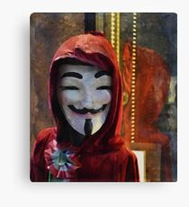 Vendetta Canvas Print