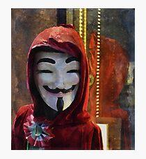 Vendetta Photographic Print