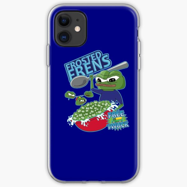 Frosted Frens Apu Cereal  iPhone Soft Case