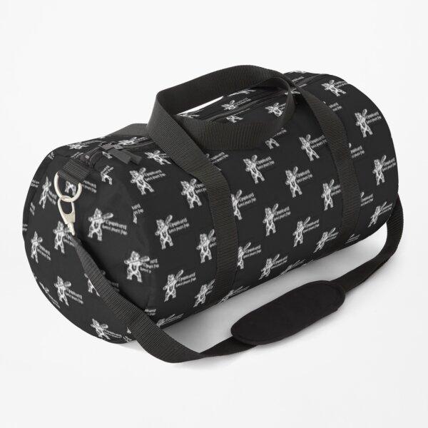 Bear Omivores Have More Fun Funny Duffle Bag